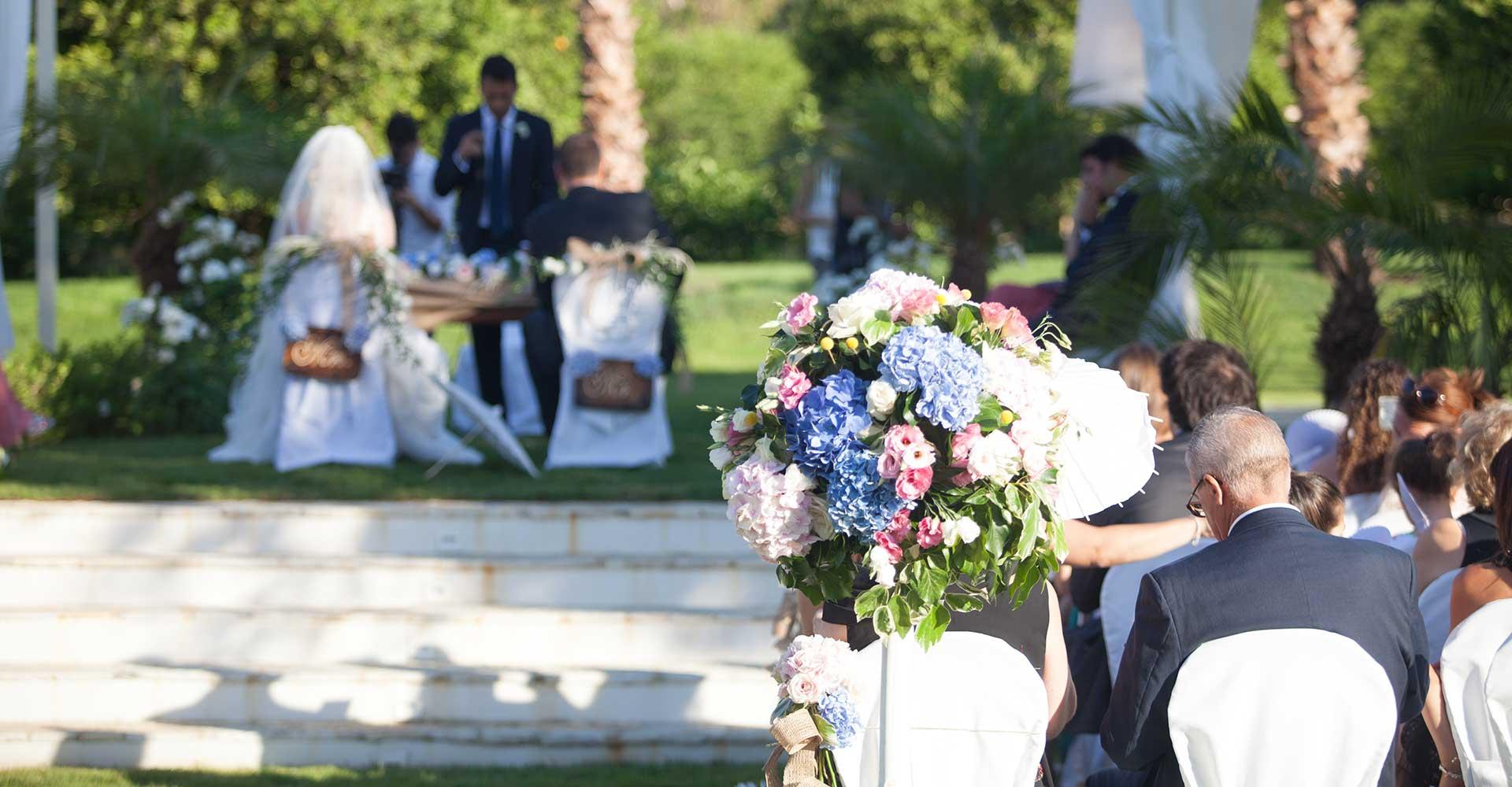 Villa Zuccarello - Wedding Day